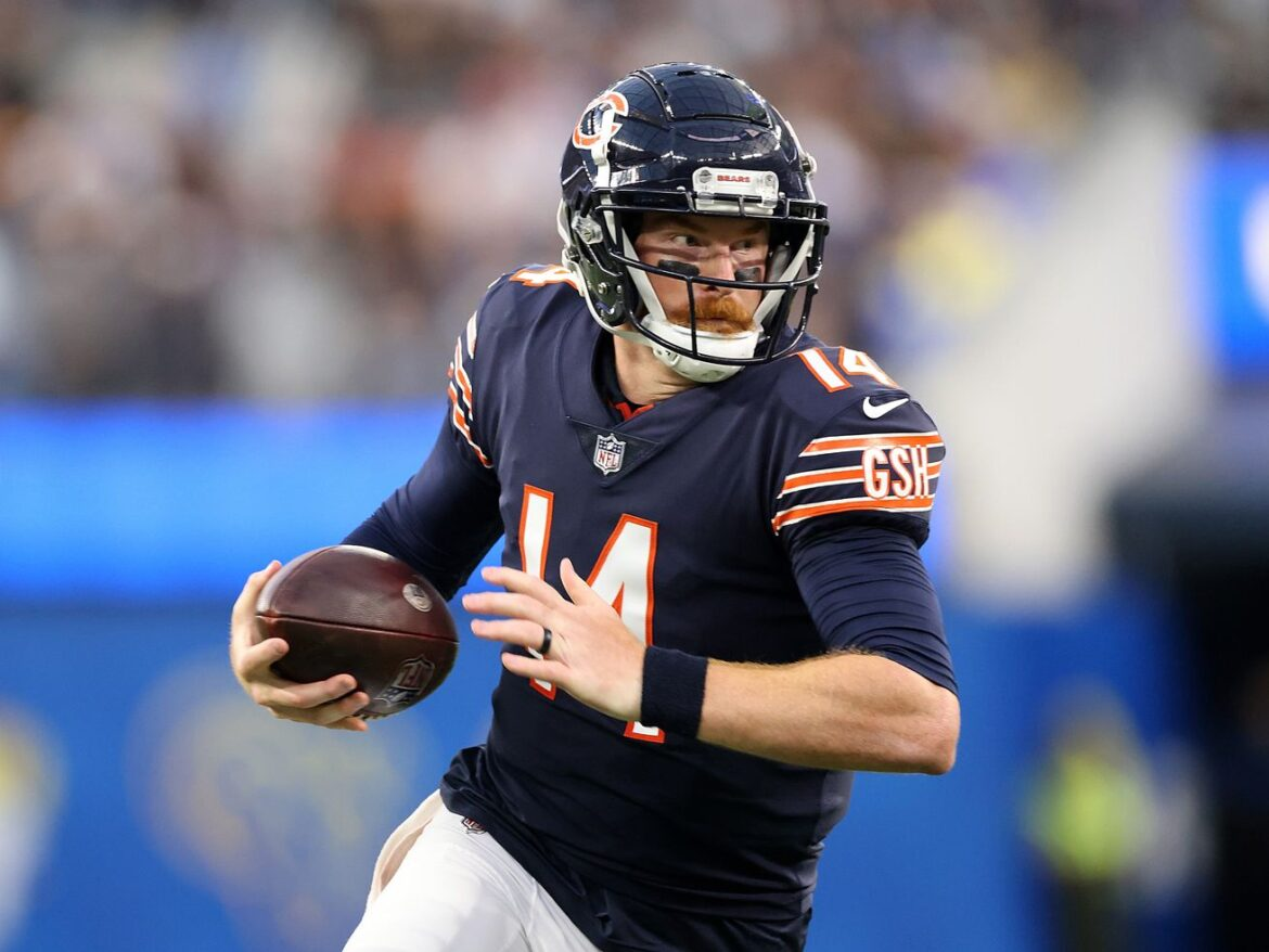 Praising faintly: Andy Dalton better than expected in Bears' loss