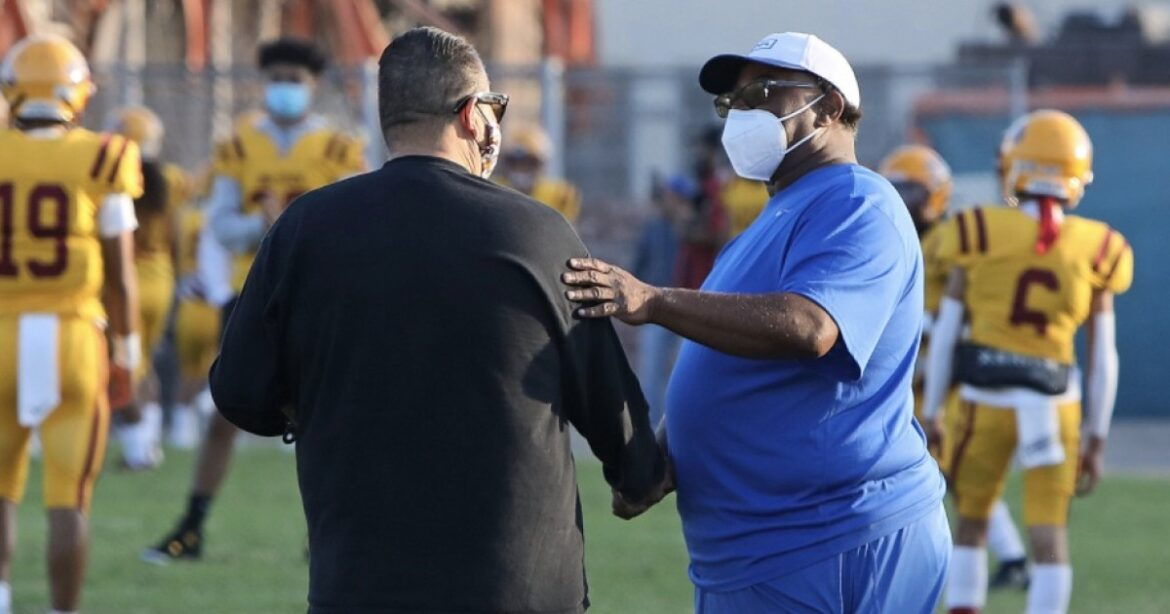 Prep football notebook: Crenshaw picks up first win as roster continues to grow