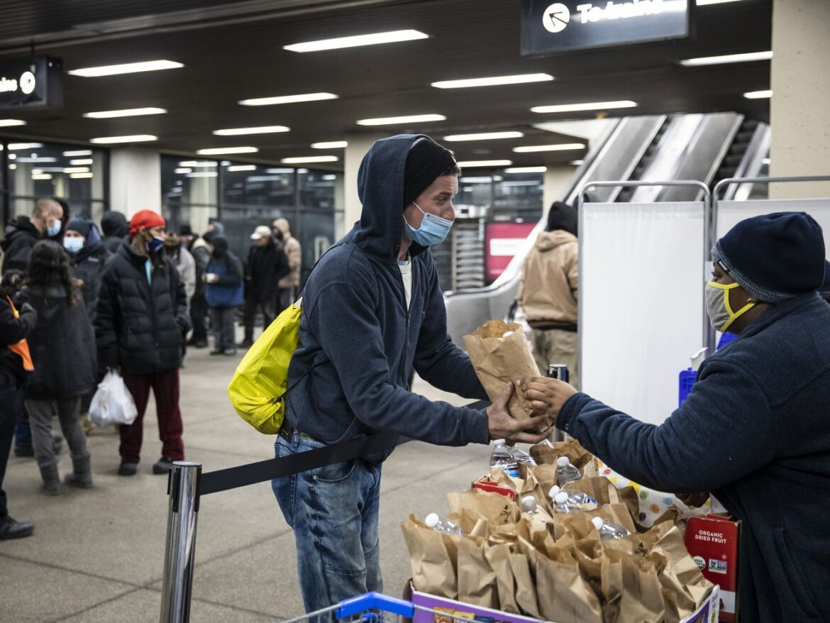 Pritzker creates staff position to lead task force to help Illinoisans 'get back on their feet' — and end homelessness