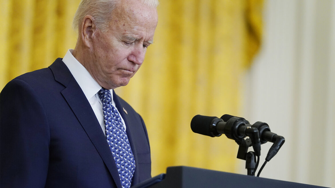 Pro-Trump PAC takes aim at Biden over Afghanistan in new ad