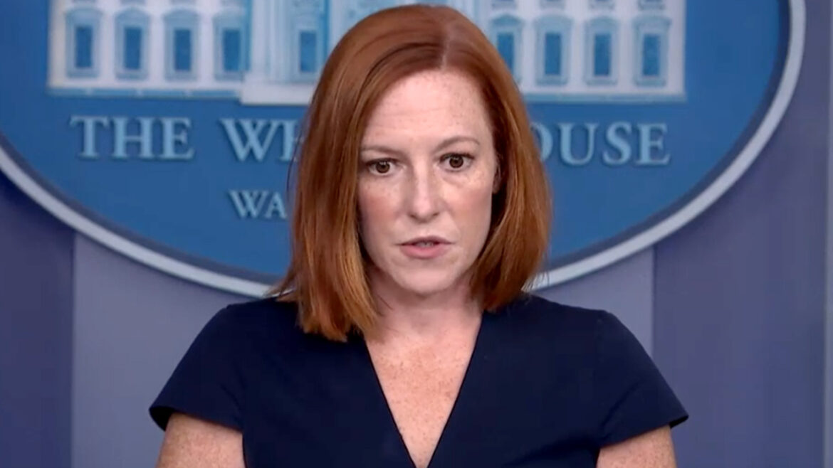 Psaki dodges on whether Biden was 'honest' when he said advisers all supported his Afghan pullout plan