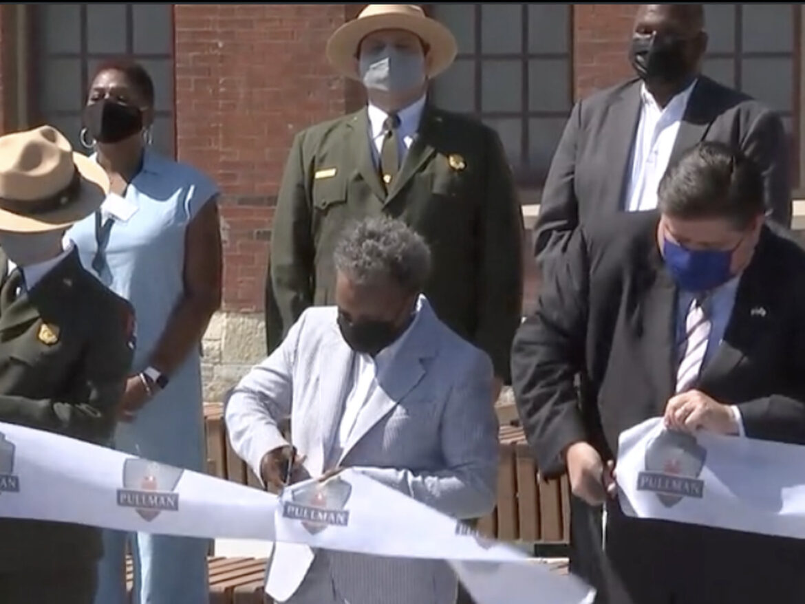 Pullman National Monument a 'testament to the power of our national parks'