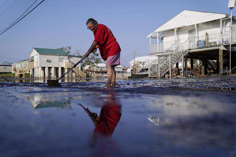 Louisiana residents thankful for small miracles after Ida