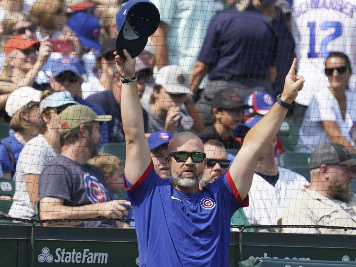 Quarantine gives Cubs manager David Ross different perspective of team