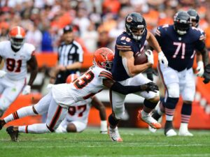 Quick thoughts beyond the obvious from Bears' 26-6 loss to Browns