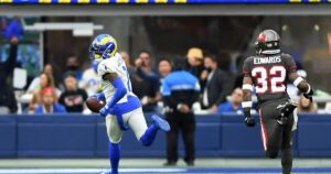 Rams' 34-24 victory over the Buccaneers by the numbers