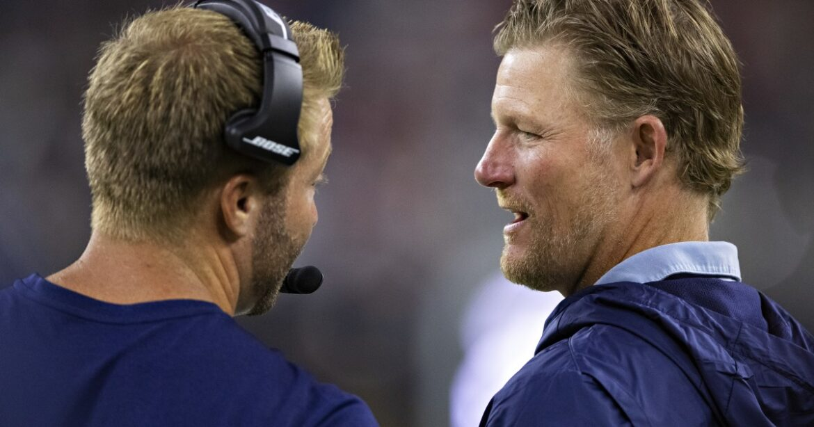Rams feeling super about revamped roster, but real test is a field of dreams for now