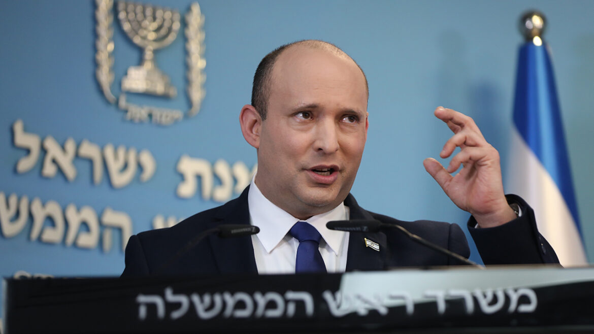 Reporter's Notebook: Meeting the next Israeli prime minister