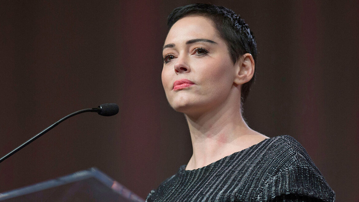 Rose McGowan to join Larry Elder amid Harvey Weinstein-related allegation against Newsom's wife
