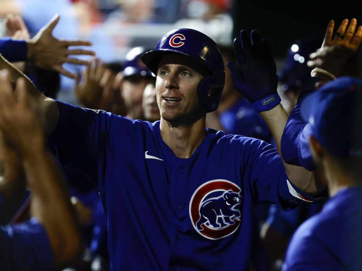 Seven-run third inning not enough in Cubs' loss to the Phillies