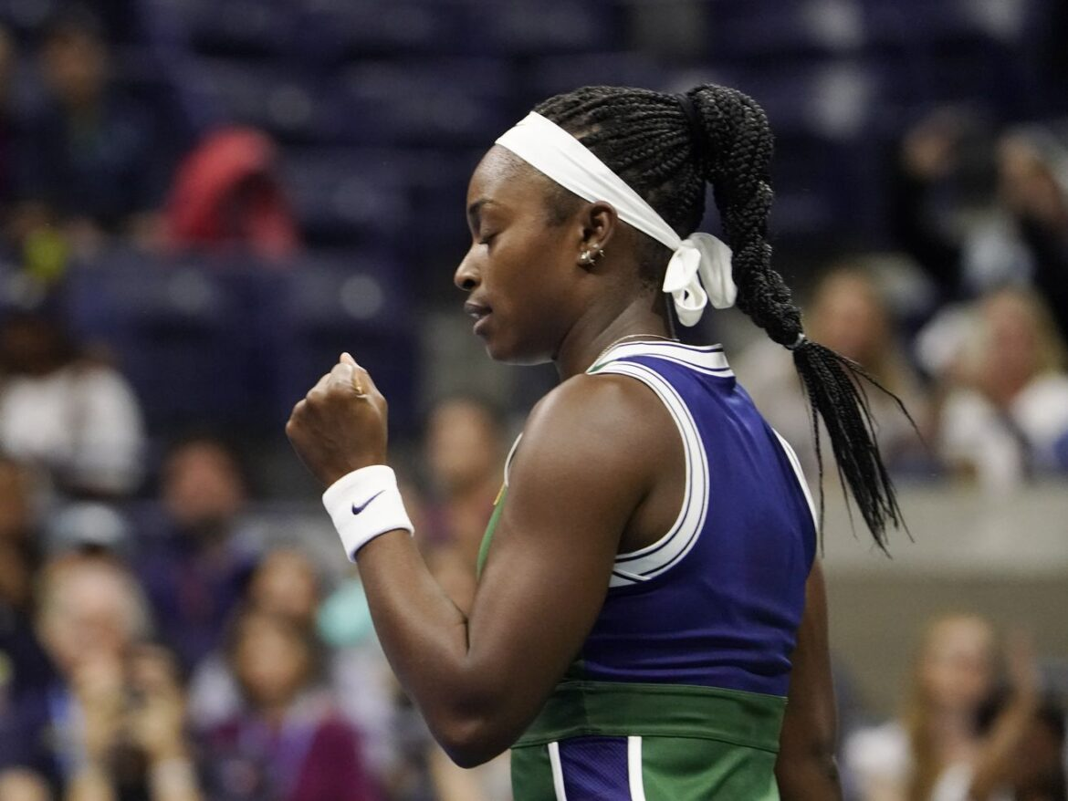 Sloane Stephens overpowers Coco Gauff at US Open