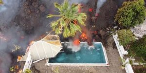 Spain's La Palma Island shaken by earthquakes as lava approaches towns