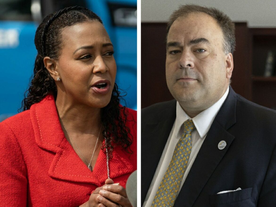 Steele-Kaegi match? Water board leader launches challenge to Cook County assessor