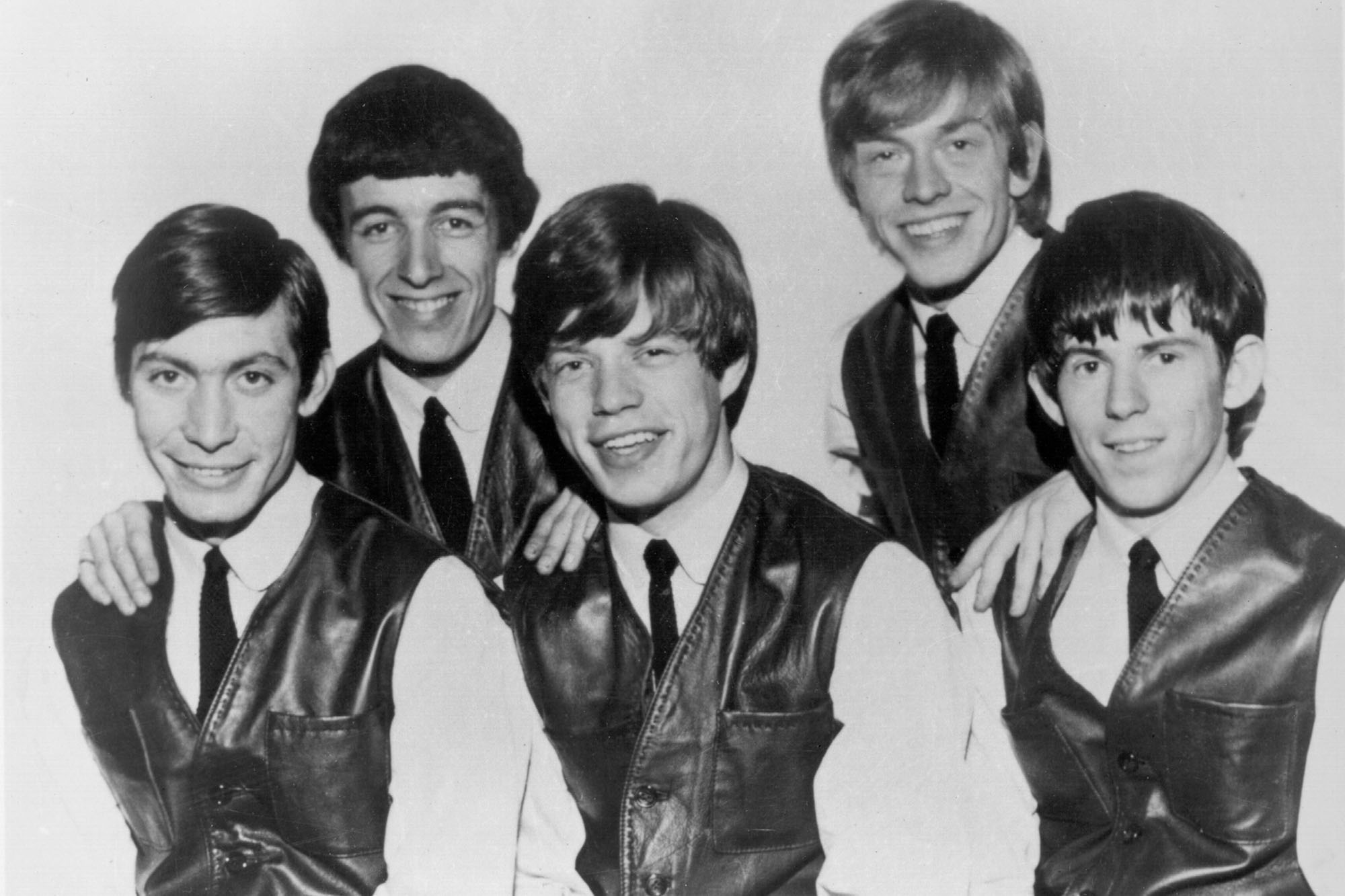 The Rolling Stones in 1962