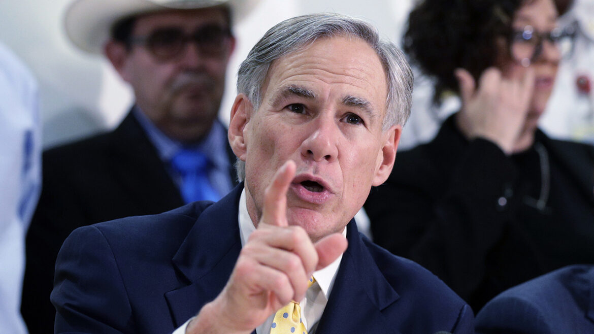 Texas Gov. Greg Abbott faces growing group of Republican long-shot challengers