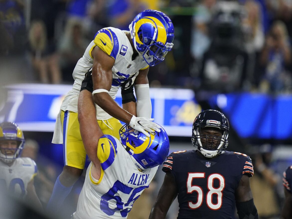 The Bears defense 'didn't play with enough energy' — but how?