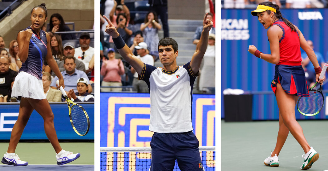 The Teenagers Are Taking Over Tennis. That Might Not End Well.