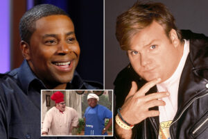 Kenan Thompson recalls working with late Chris Farley on 'All That' skit