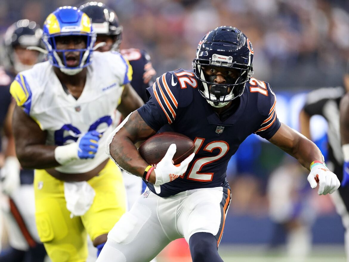 Thoughts on Allen Robinson, new additions, Rams comparison after Bears' 34-14 loss