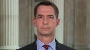 Tom Cotton campaigns in Iowa, banks political capital ahead of potential 2024 presidential run