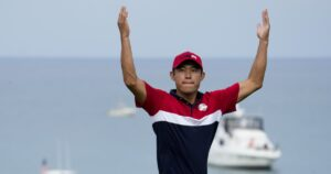 U.S. overcomes its downtrodden Ryder Cup reputation with dominant triumph