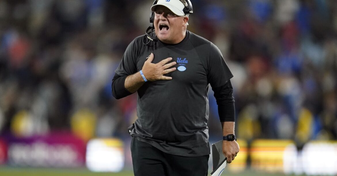 UCLA's big win at Stanford might've shut up the Chip Kelly haters and saved his job