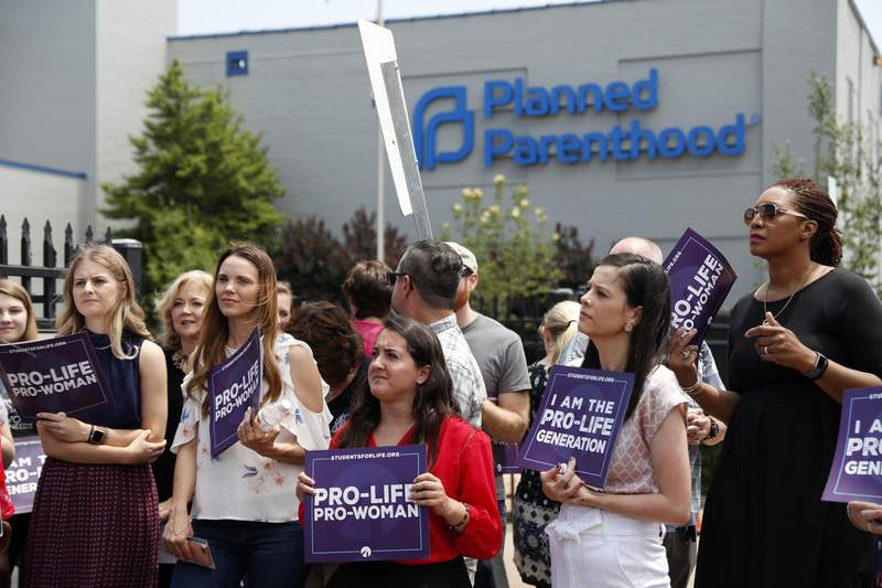 Texas doctor who defied the state's abortion ban is sued