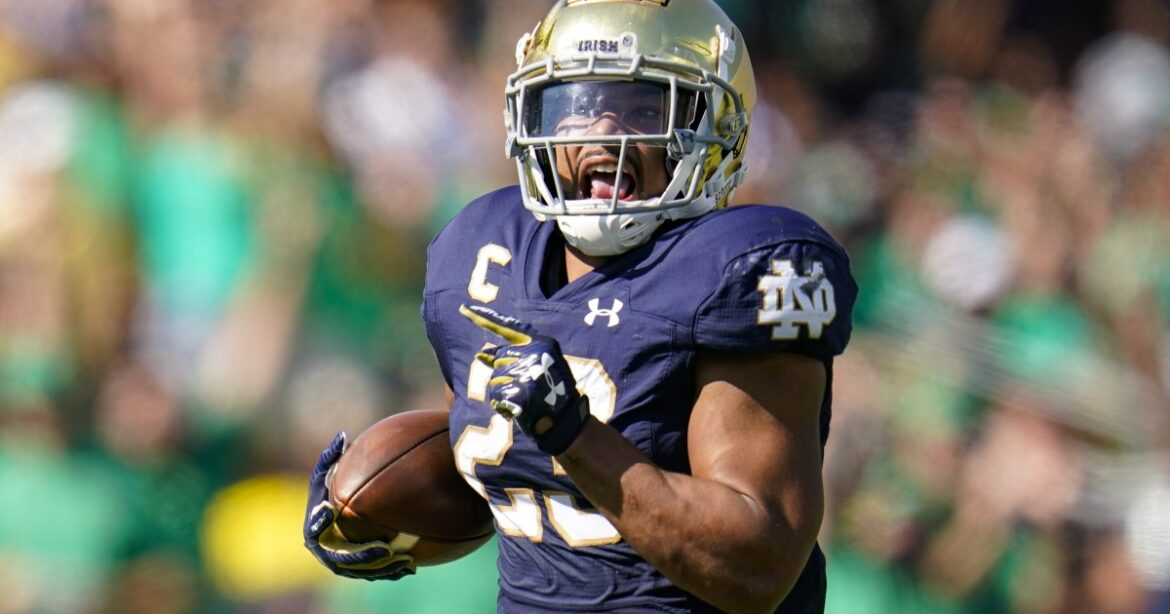Week 4 college football picks: Notre Dame vs. Wisconsin, Texas A&M at Arkansas and more