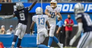 What we learned in Chargers' 20-17 loss to Cowboys: Big problems at right tackle