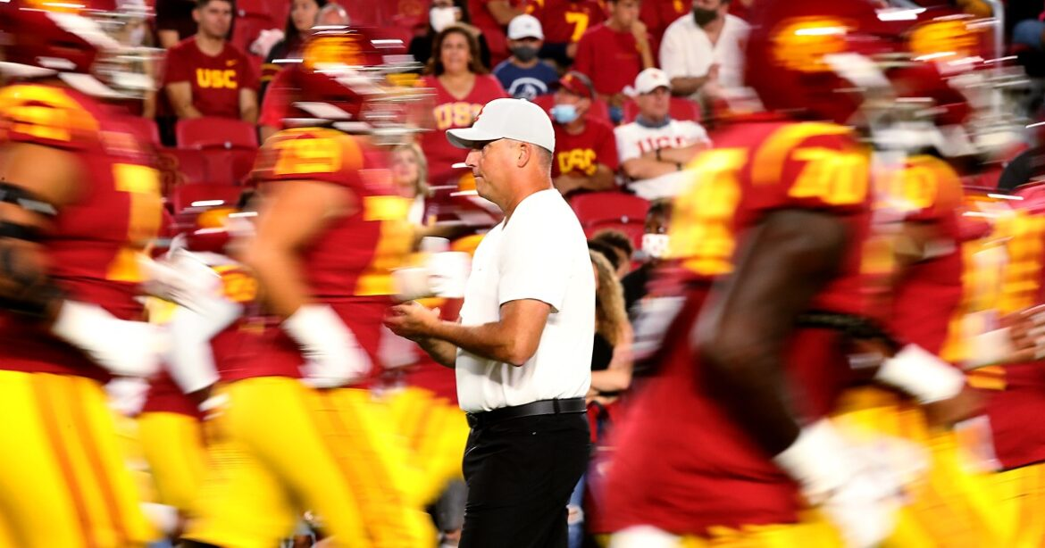 What's going on with USC football? Clay Helton's firing and what comes next