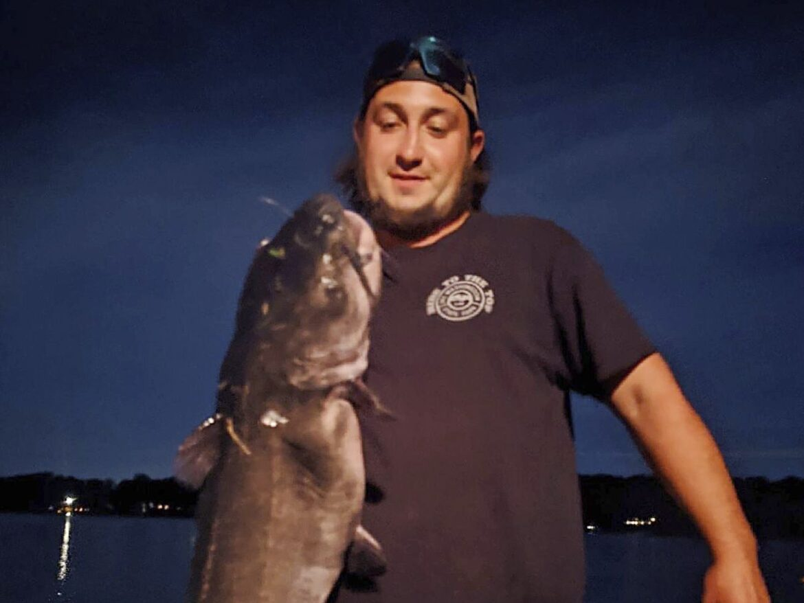 White catfish catch in Connecticut could break world record, but the evidence has been eaten