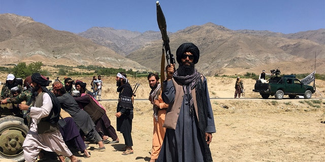 White House defends calling Taliban 'cooperative and businesslike' in negotiations on Americans leaving