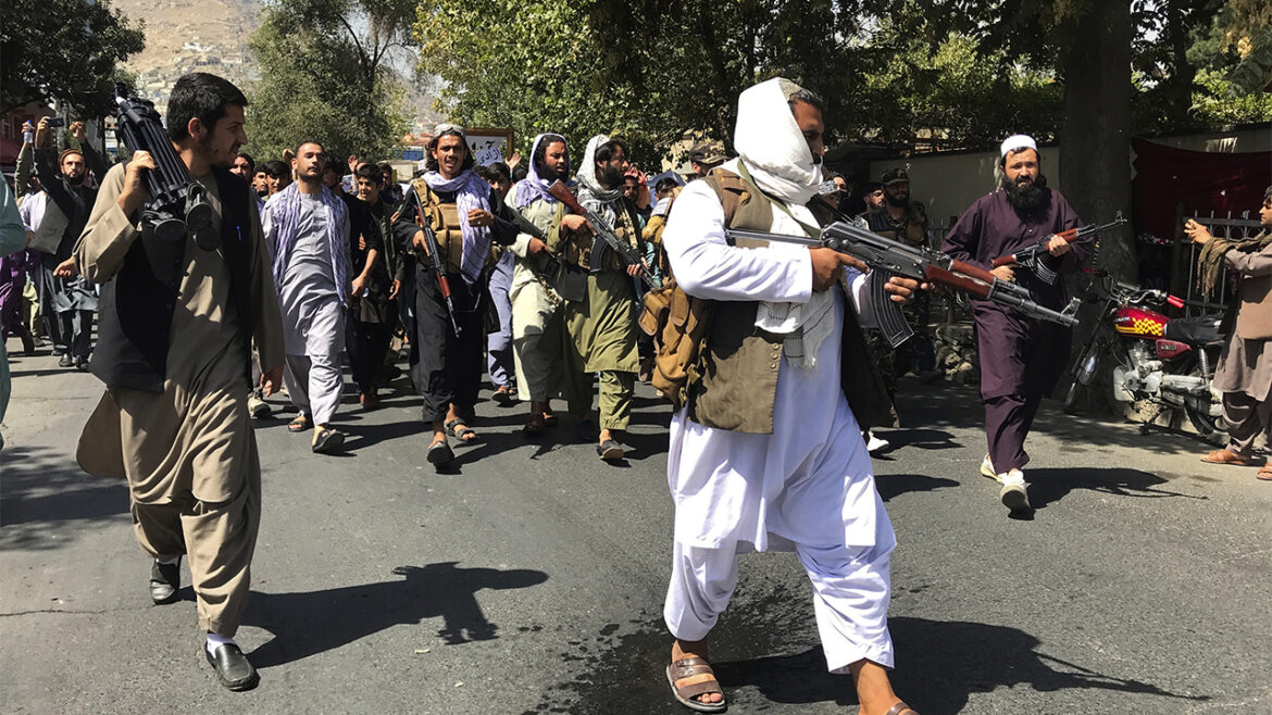 White House says 'no rush' to recognize newly announced Taliban government in Afghanistan