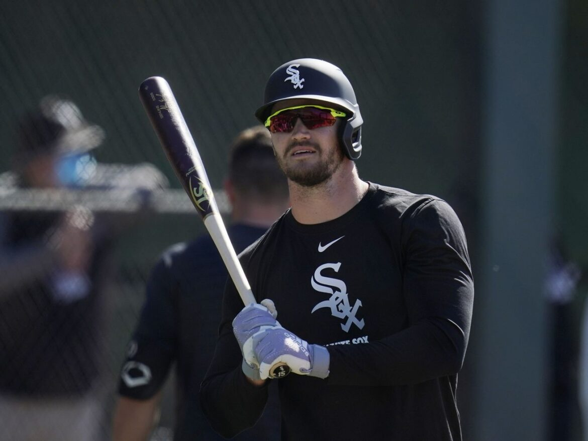 White Sox OF Adam Engel coming off injured list Tuesday