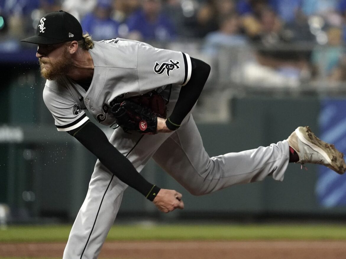 White Sox postseason pitching picture full of question marks