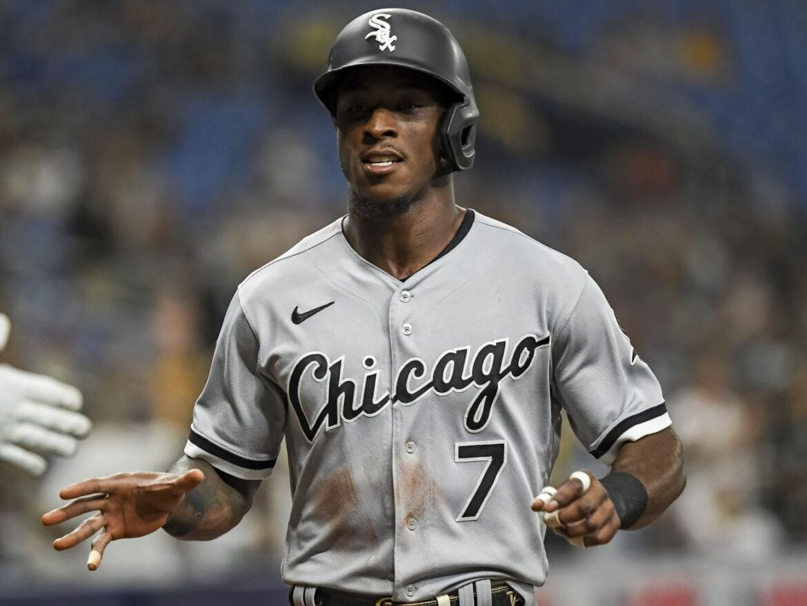 White Sox put Tim Anderson on 10-day injured list with strained left hamstring