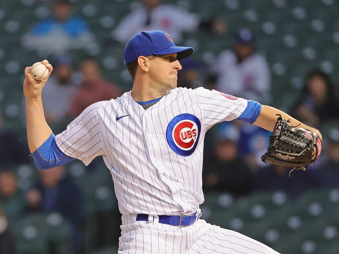 Why hasn't Cubs ace Kyle Hendricks been his usual self this season?
