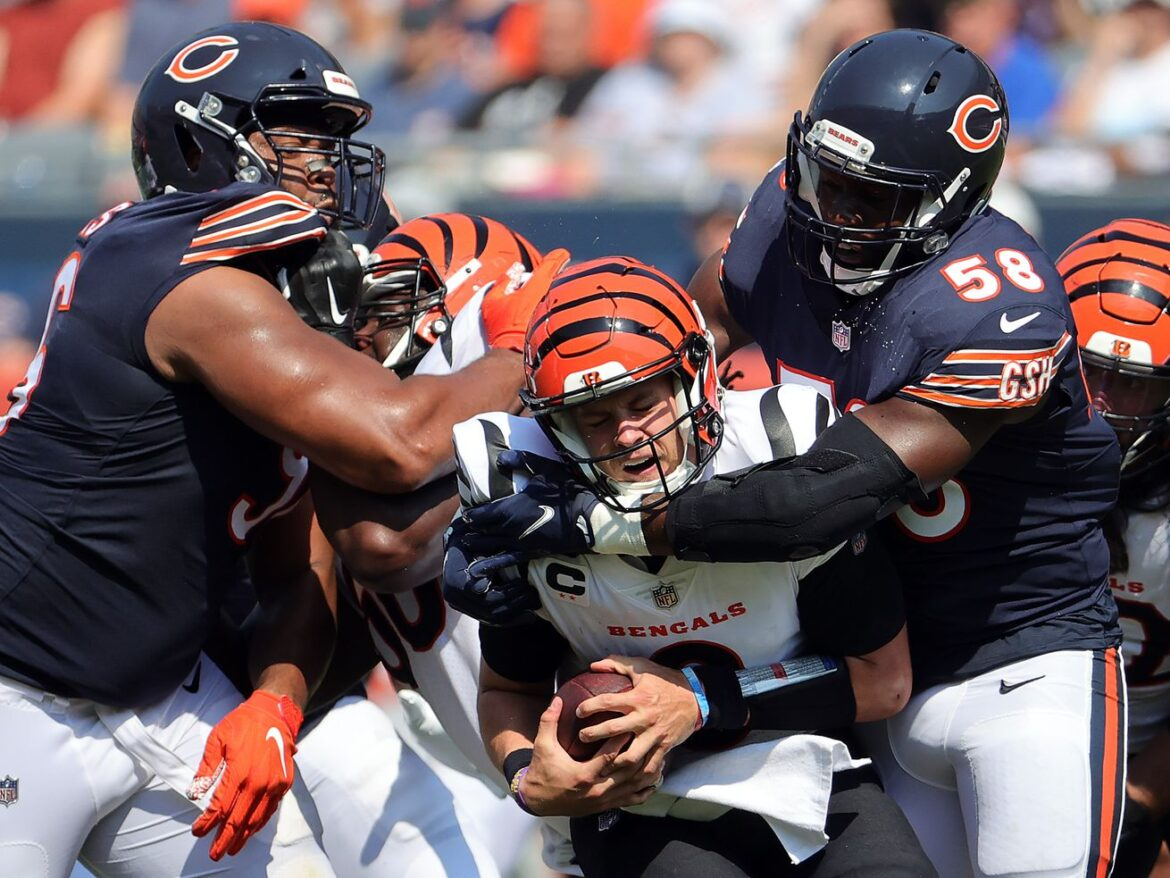 Will the real Bears defense please stand up?