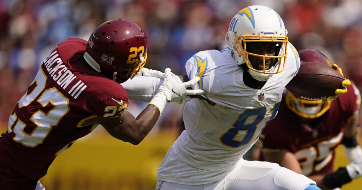 X marks the Chargers' spot for Mike Williams' good start