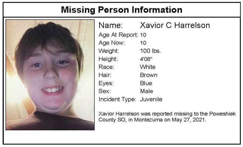 Police: Human remains could be Iowa boy who vanished in May