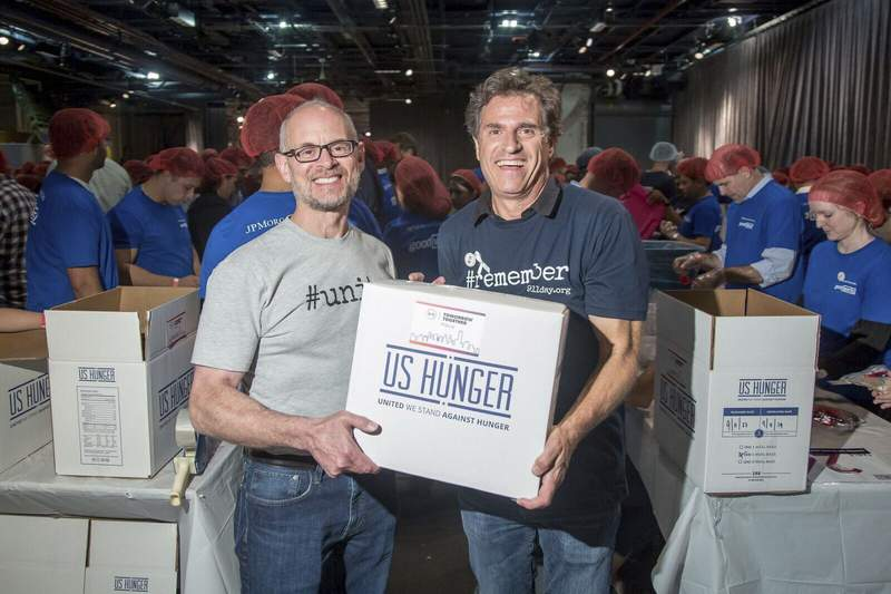 9/11 Day co-founders plan CNN special to generate good deeds