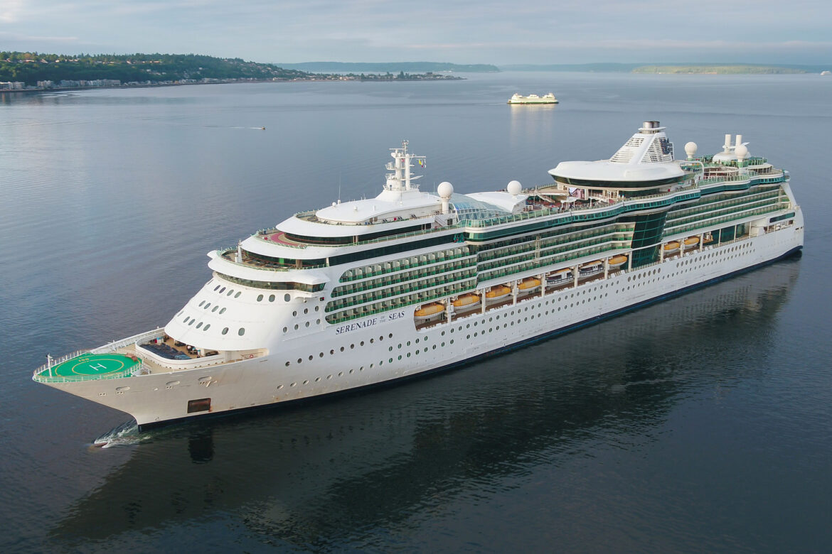 Royal Caribbean to offer 274-night cruise — the world's longest