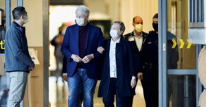 Bill Clinton Is Released From Hospital