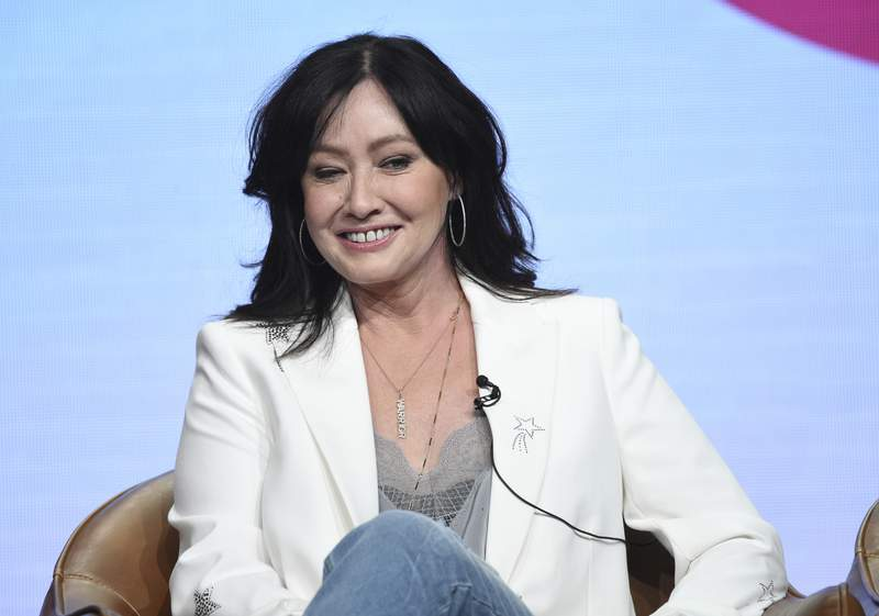 Jury awards $6.3M to Shannen Doherty in State Farm fire suit