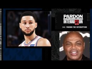 """76ers only suspending Simmons for a game is """"one of the stupidest things"""" Chuck has seen 
