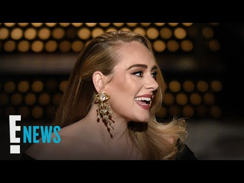 Adele Has Celine Dion's WHAT Framed in Her Kitchen? | E! News