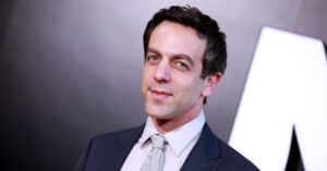 B.J. Novak's Face Is on Products Worldwide. He's Not Sure Why.