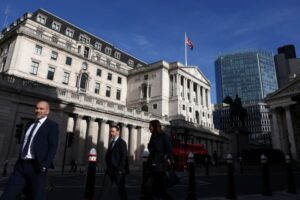 Column: BoE hike would expose Treasury/Central Bank tangle