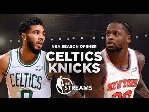 The 2021-22 NBA season is here! Who gets their first win tonight, Celtics or Knicks?   Hoop Streams