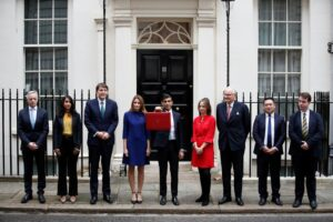 UK to return to previous foreign aid spending levels by 2024/25 – Sunak